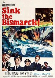 Постер Потопить «Бисмарк»