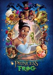 Постер Принцесса и лягушка