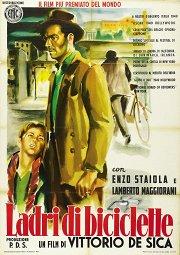 Постер Похитители велосипедов
