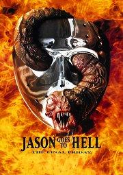 Постер Джейсон отправляется в ад: Последняя пятница