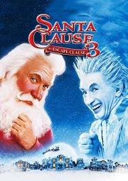 Постер Санта-Клаус-3: Хозяин полюса