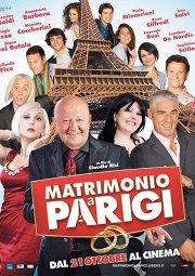 Постер Свадьба в Париже