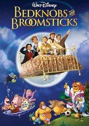 Постер Ведьма на летающей кровати
