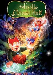 Постер Тролль в Центральном парке