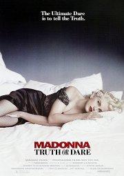 Постер В постели с Мадонной