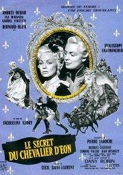 Постер Секрет шевалье Д`Эона