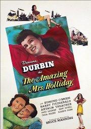 Постер Удивительная миссис Холлидей