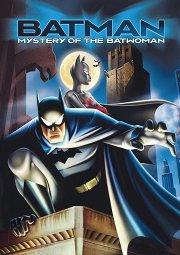 Постер Бэтмен и тайна женщины-летучей мыши