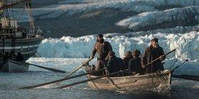 Посмотрите на новые кадры экранизации романа «Северные воды» с Колином Фарреллом
