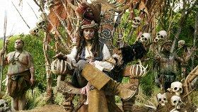 Пираты Карибского моря: Сундук мертвеца / Pirates of the Caribbean: Dead Man's Chest