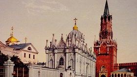 Вознесенский монастырь в Московском Кремле