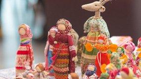 Традиции русского рукоделия