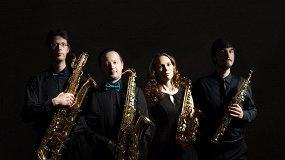 «Саксофон в барочном стиле»: «По-квартет»