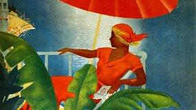 История «Интуриста» в советском туристическом плакате
