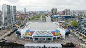 В марте Красноярск примет первую в России зимнюю Универсиаду. Вот где пройдет турнир
