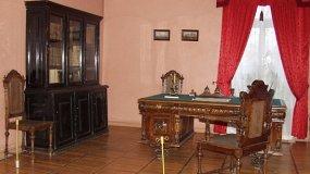Экспозиция мемориального дома-музея Славянова