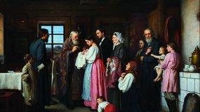Русское искусство XVII – начала XX века. Живопись