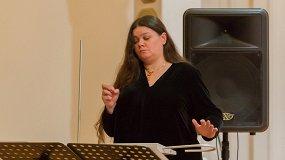 «Орган в ансамбле»: Любовь Шишханова