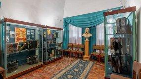 Экспозиция Мемориального музея Белобородова