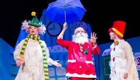 Как Дед Мороз чуть Новый год не проспал