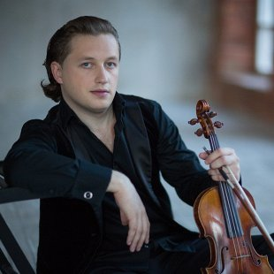 Павел Милюков (скрипка, Москва)