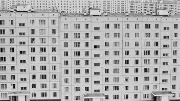 Игорь и Юрий Пальмины. Новая квартира