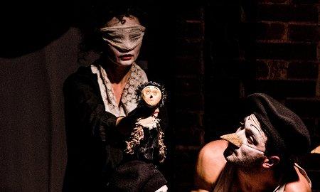спектаклей для детей и подростков на IX Международном фестивале «Театр кукол — без границ»