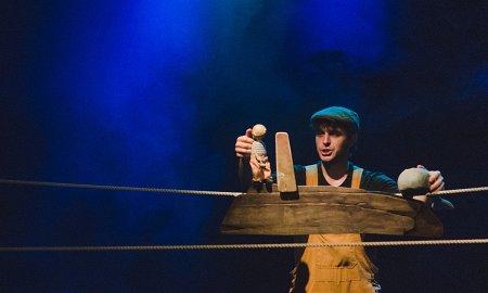 спектаклей для детей и подростков, приезжающих в сентябре на гастроли в Москву