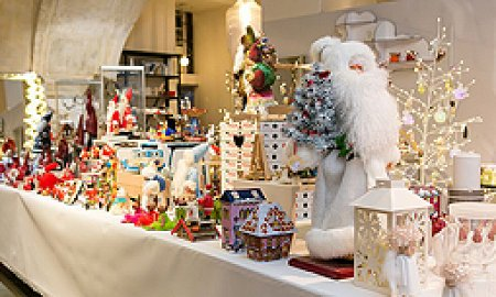 Зимние каникулы в Санкт-Петербурге. Лучшие новогодние базары и ярмарки города