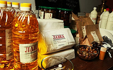 Козье молоко, пастила ручной работы, домашний сыр и другие натуральные продукты на ярмарке «Пир»