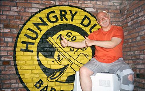Владелец Hungry Duck о реинкарнации знаменитого бара
