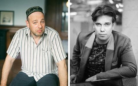 Максим Ковальский и Михаил Зыгарь