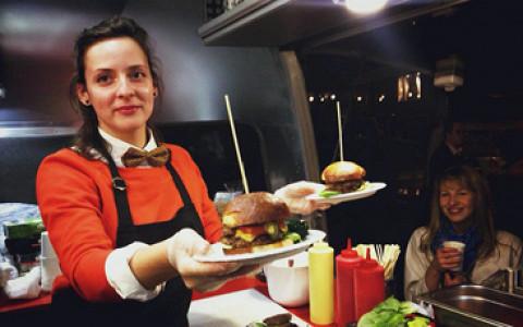 «Городской маркет еды» vs. Stay Hungry