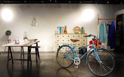 Магазин дизайнерских вещей Depst