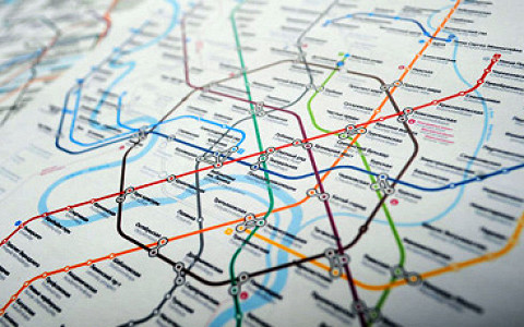 Как будет выглядеть карта московского метро