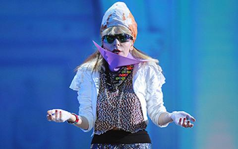 Жанна Агузарова выступит на главной сцене