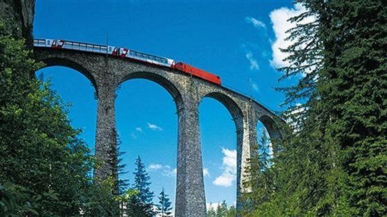 Панорамы Швейцарии