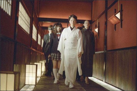 Тияки Курияма (Chiaki Kuriyama)