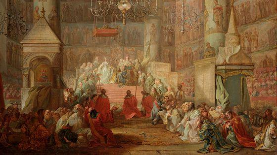 К 250-летию коронации императрицы Екатерины II