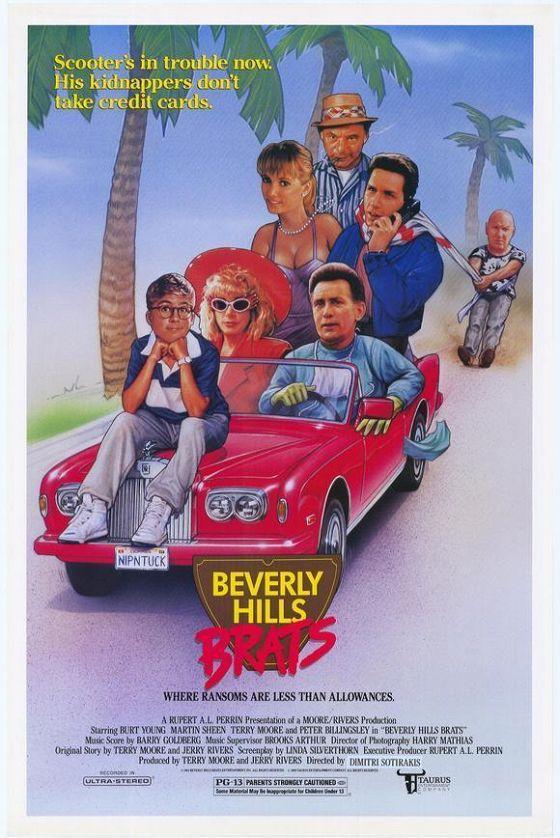 Проказники из Беверли-Хиллз (Beverly Hills Brats)