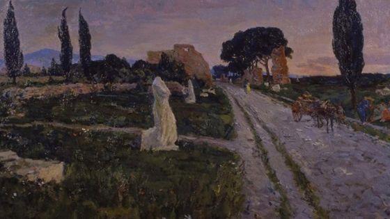 Русские художники в Италии