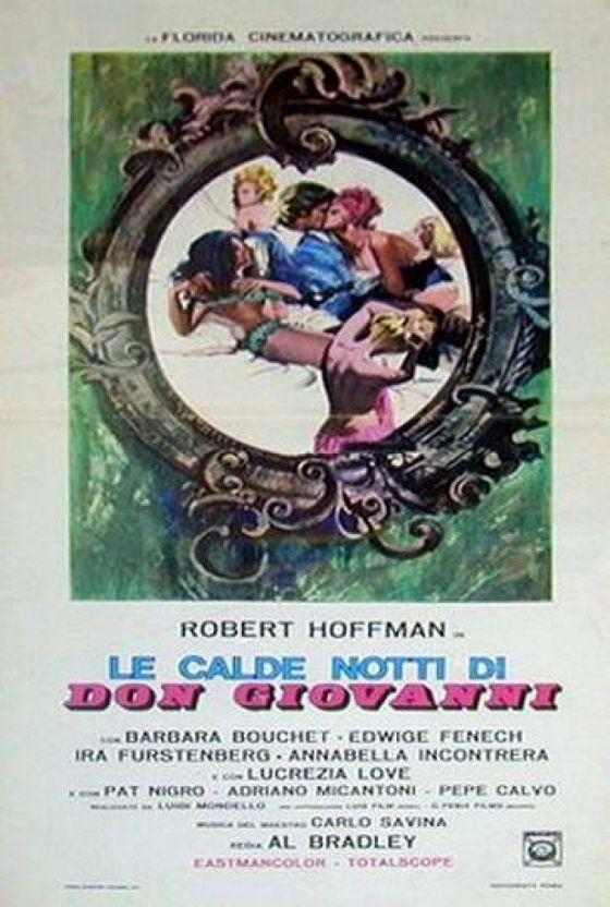 Любовницы Дон Жуана (Le calde notti di Don Giovanni)