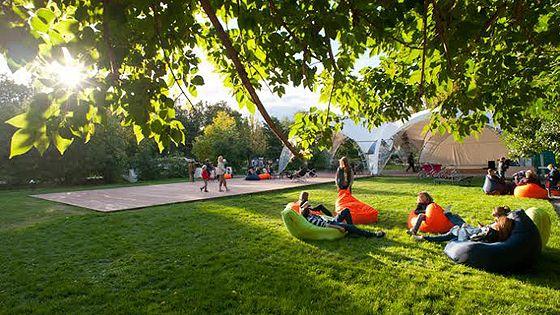 Фестиваль «Наука в парке»