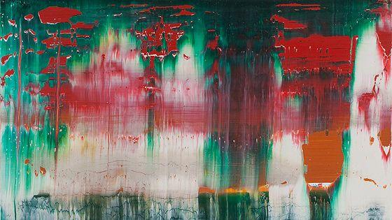 Герхард Рихтер. Абстракция и образ