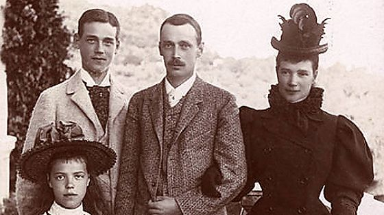 Романовы и Гримальди. Три века истории