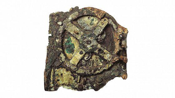 Высокие технологии Древних греков. Антикитерский механизм II века до н.э.
