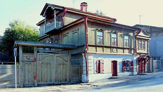 Дом-музей Кузнецова (филиал Радищевского музея)