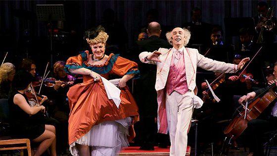 Волшебный мир оперетты