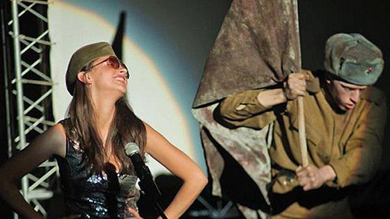 Фестиваль короткометражных спектаклей «Театральный альманах: Герой»