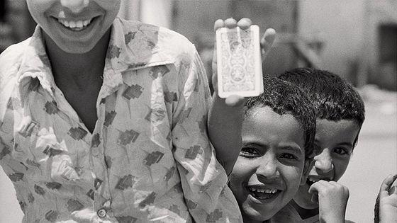 Война глазами жертв. Фотографии Жана Мора